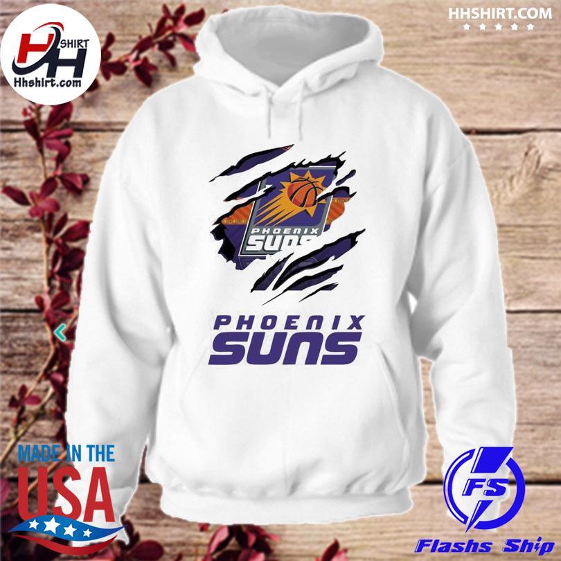 Phoenix Suns NBA Basketball Team s hoodie