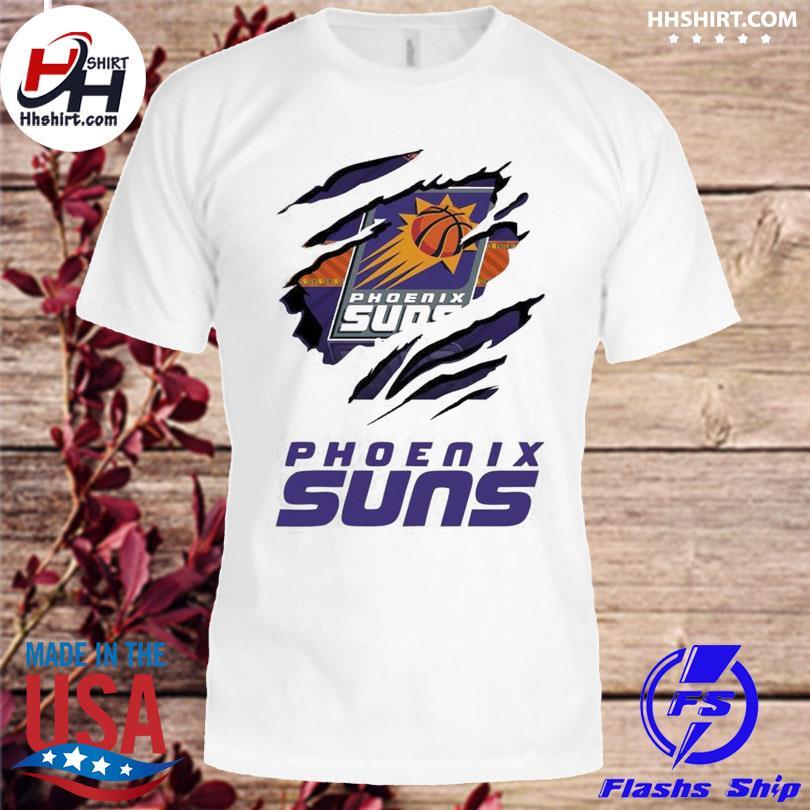 Phoenix Suns NBA Basketball Team shirt