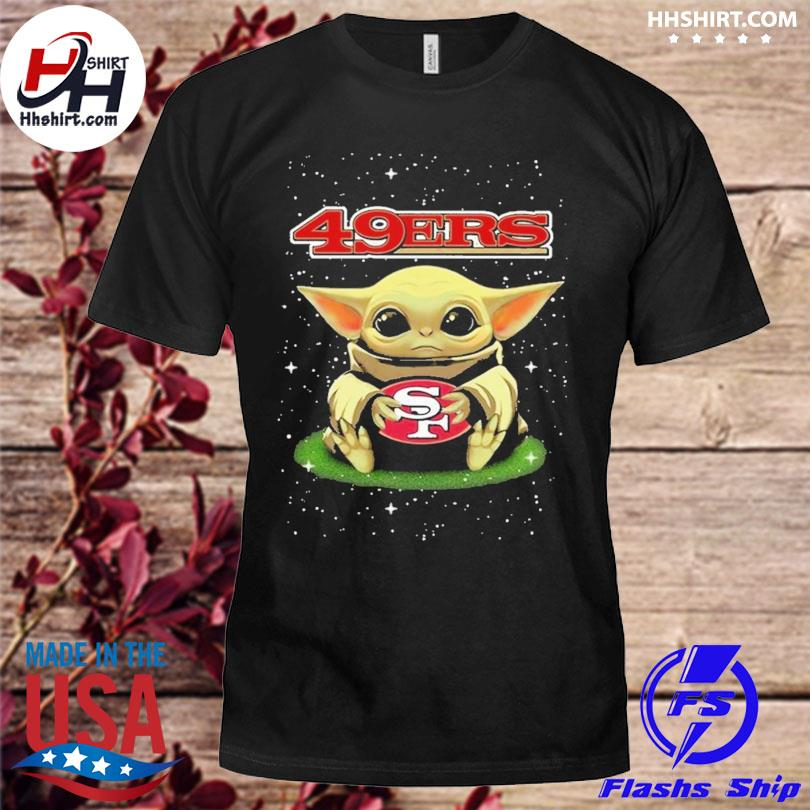 San Francisco 49Ers Baby Groot Loves San Francisco 49Ers For Fan shirt