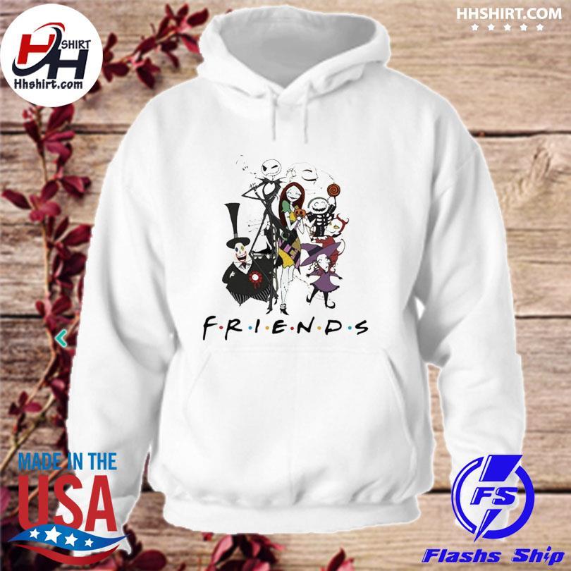 Disney Nightmare Before Christmas Friends Halloween s hoodie