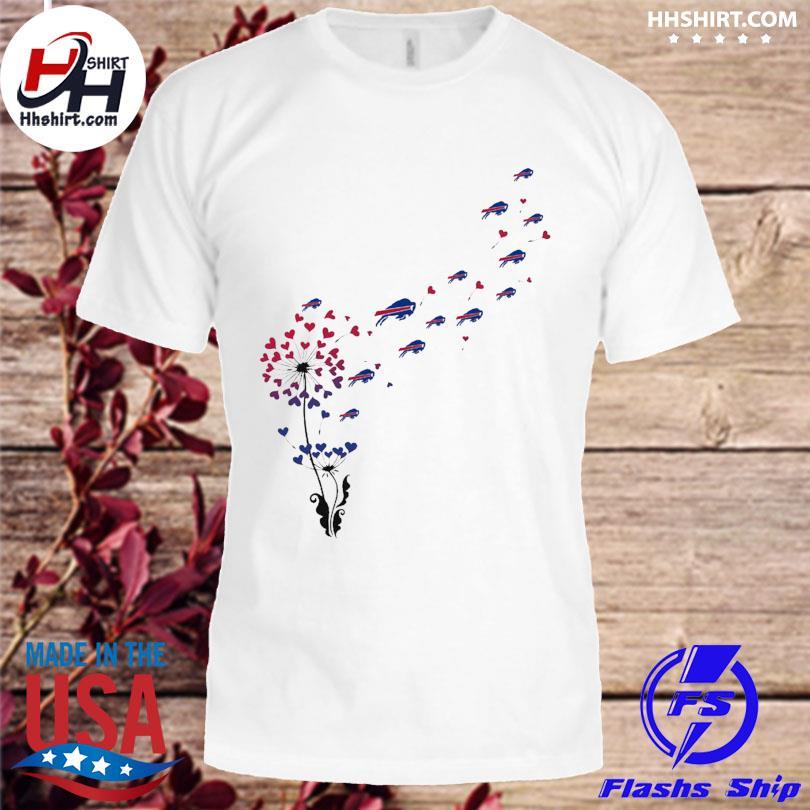 Dandelion Buffalo Bills 2021 shirt