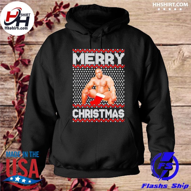 Iykyk Merry Christmas Ugly sweater hoodie