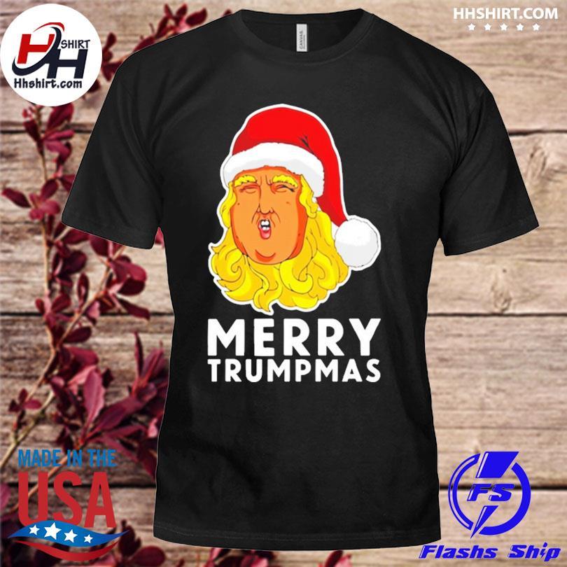Merry Trumpmas Christmas sweater