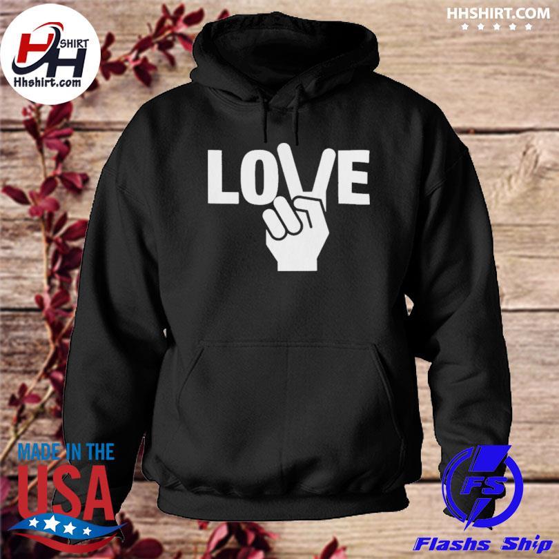 Official Love 2020 s hoodie