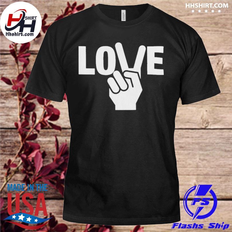 Official Love 2020 shirt