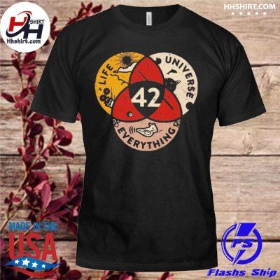 Everything Life Universe 42 Shirt