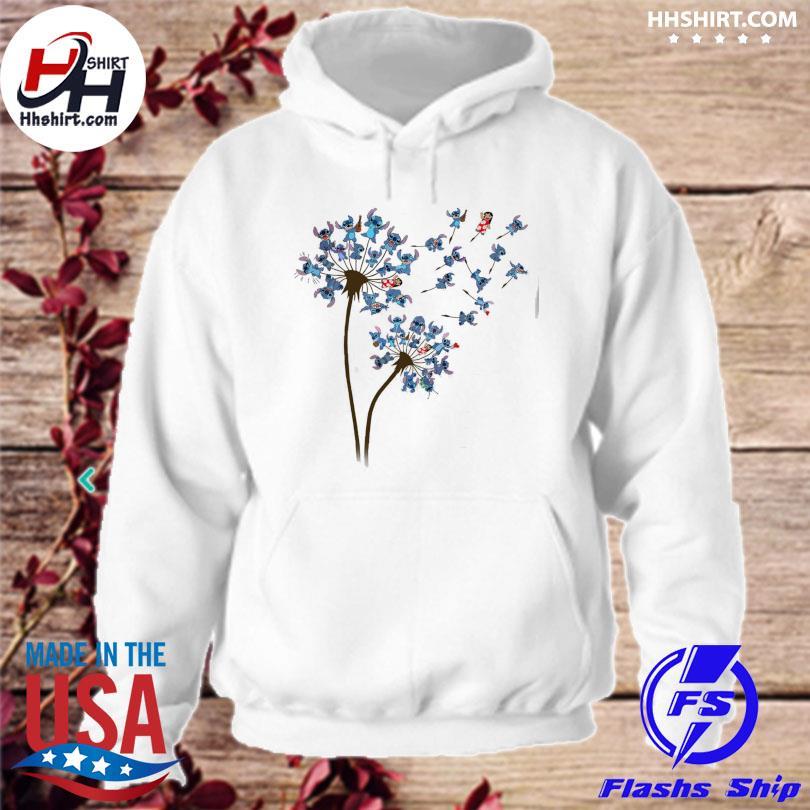 Stitch Dandelion 2020 Shirt hoodie