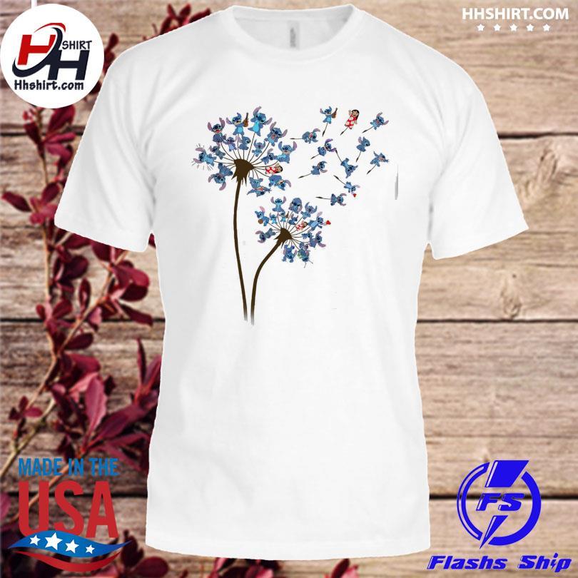 Stitch Dandelion 2020 Shirt