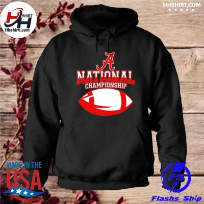 Alabama Roll Tide national champion s hoodie