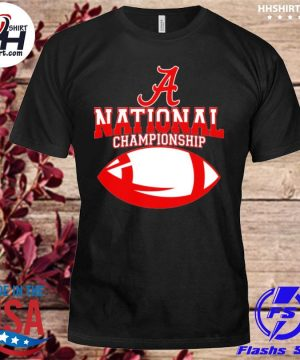 Alabama Roll Tide national champion shirt