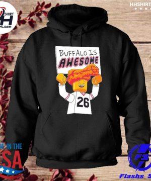 Buffalo Bills 26 Buffalo is Awesome s hoodie