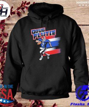 Buffalo Bills 7 Doug Flutie s hoodie