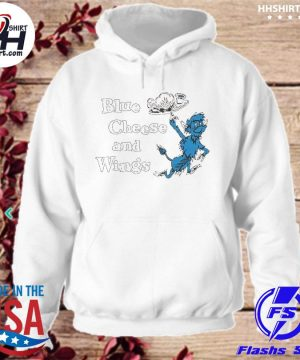 Buffalo Bills Blue Cheese and Wings s hoodie