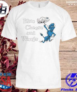 Buffalo Bills Blue Cheese and Wings shirt