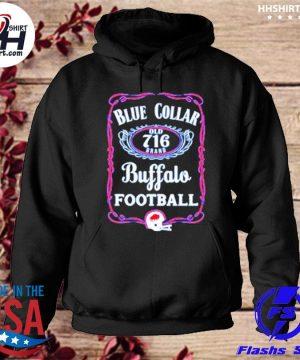 Buffalo Bills Blue Collar Football s hoodie