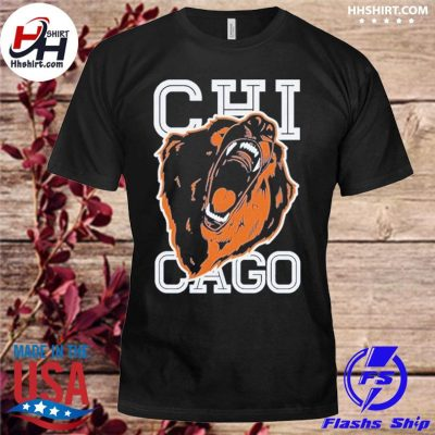 Chicago Bears Roar t-shirt