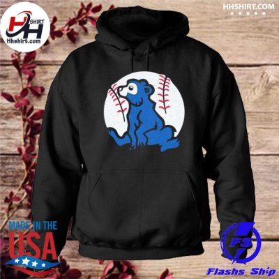 Chicago Bears Waiting for Baseball t-s hoodie