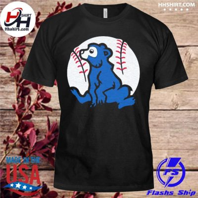 Chicago Bears Waiting for Baseball t-shirt