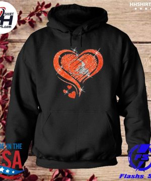 Cleveland Browns hearts s hoodie
