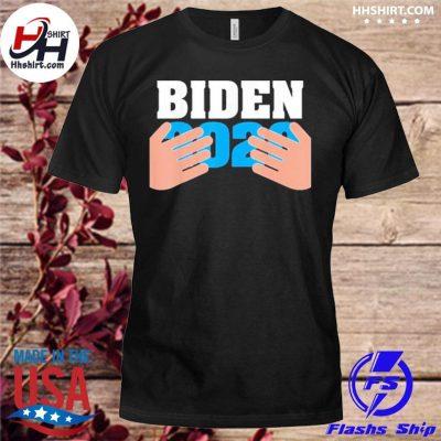 Joe Biden 2020 Hands Shirt