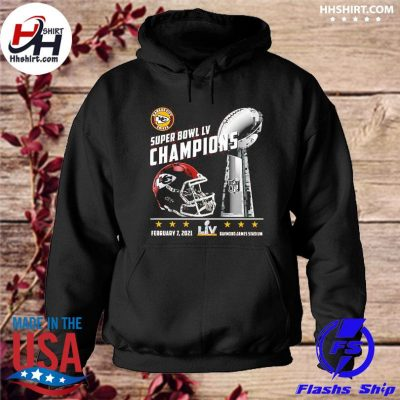 Kansas City Chiefs super bowl liv Champions s hoodie