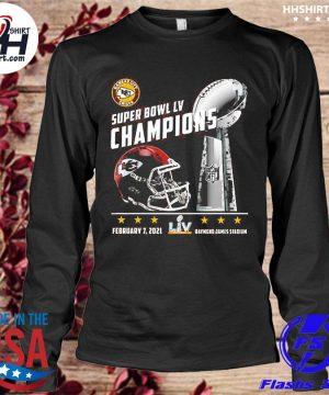 Kansas City Chiefs super bowl liv Champions s longleeve