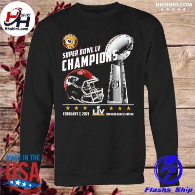 Kansas City Chiefs super bowl liv Champions s sweatshirt