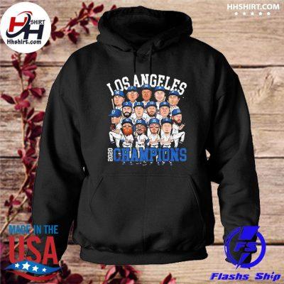 Los Angeles champion 2020 s hoodie