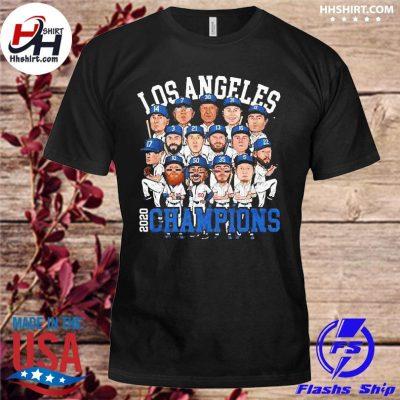 Los Angeles champion 2020 shirt