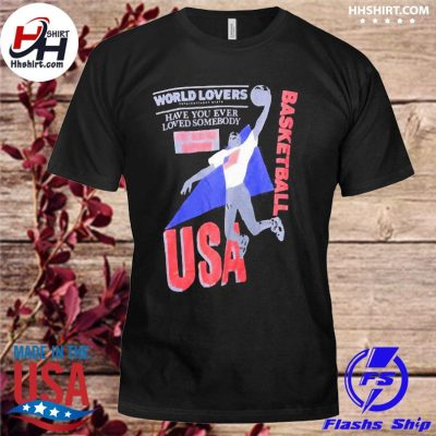 Official 90s street basketball championship usa shirt