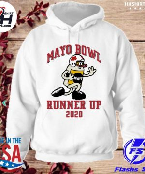 Official Mayo bowl runner up 2021 s hoodie