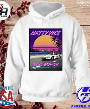 Official Natty vice champs 1-11-2021 s hoodie