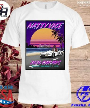 Official Natty vice champs 1-11-2021 shirt
