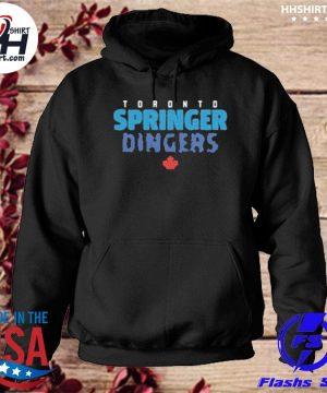 Toronto springer dingers s hoodie