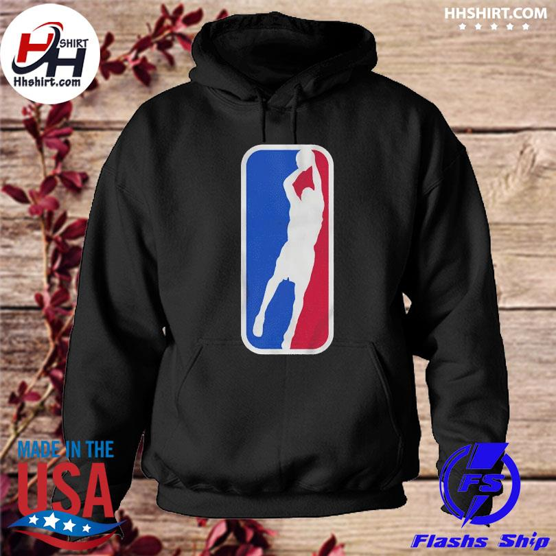 Official the logo pro basketball s hoodie