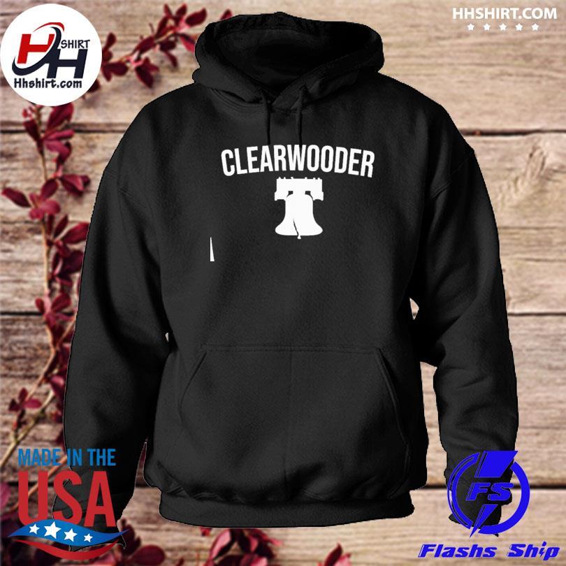 Phillies clearwooder s hoodie