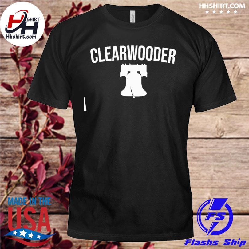 Phillies clearwooder shirt